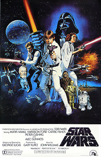 Analysis Of Star Wars – A New Hope - Assignment Example