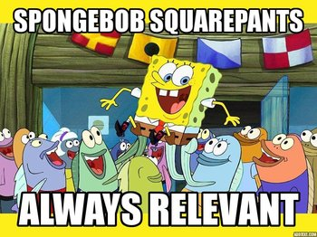 Spongebob Squarepants Memes Tv Tropes