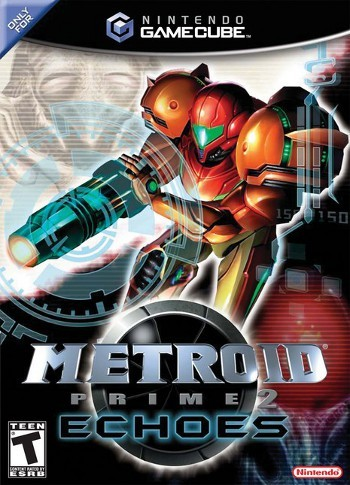 Metroid Prime 2 Echoes Video Game Tv Tropes