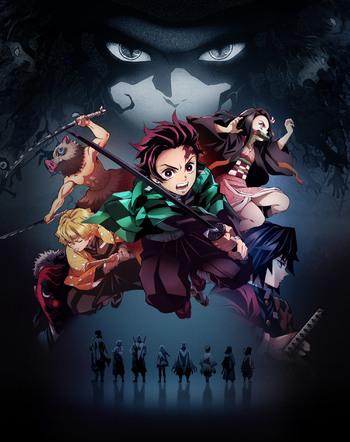 Demon Slayer: Kimetsu no Yaiba (Manga) - TV Tropes