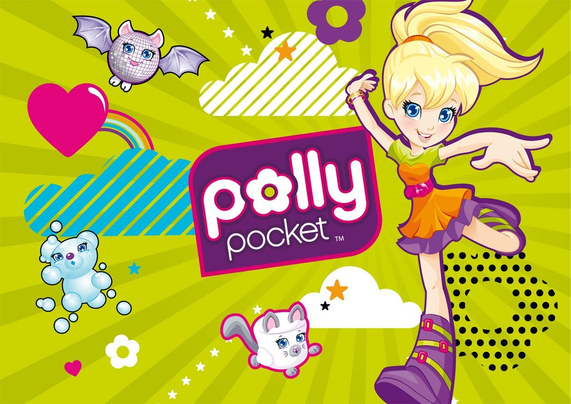 juego de las polly pocket: