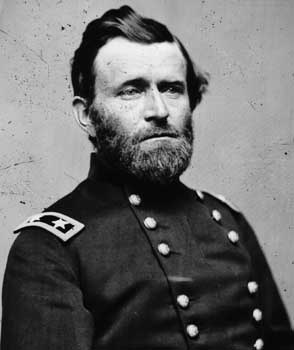 Ulysses S. Grant, Commanding General of the Union Army from 1864 onward