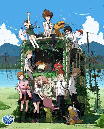 fc43d76bb6c Digimon Adventure tri. (Anime) - TV Tropes