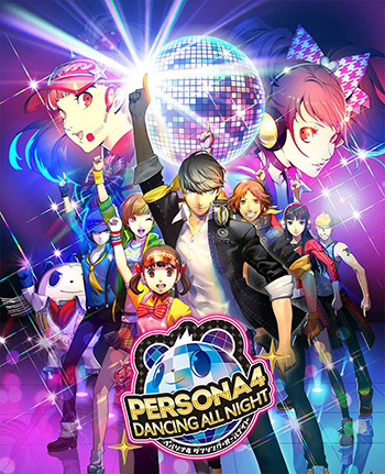 Persona 4 Dancing All Night Video Game Tv Tropes