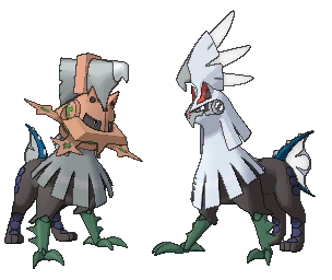 Pokémon Generation Vii Oranguru To Melmetal Characters Tv Tropes