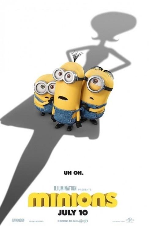 Western Animation Minions