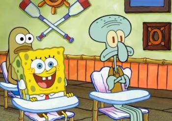 SpongeBob SquarePants S 6 E 9