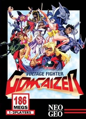 Voltage Fighter Gowcaizer Video Game Tv Tropes