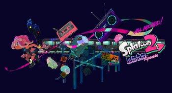 splatoon 2 video game tv tropes