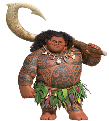 Moana Characters Quiz - By iamgus1973 Pictures Of Moana Characters