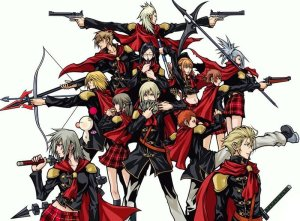 Final fantasy type 0 characters tv tropes