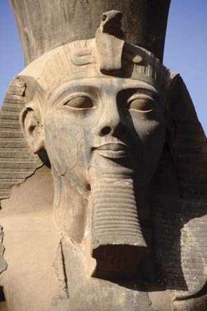 An analysis of the rule by ramses the great in egypt