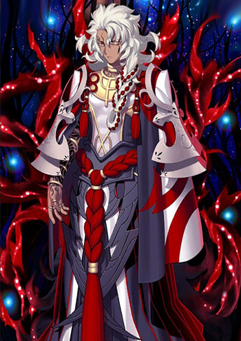 Fate Grand Order Villains / Characters - TV Tropes