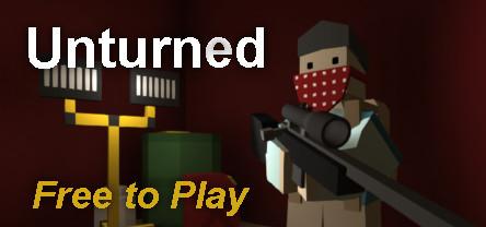 unturned hunger games server