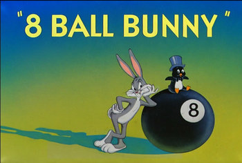 Eight Ball Bunny (Western Animation) - TV Tropes