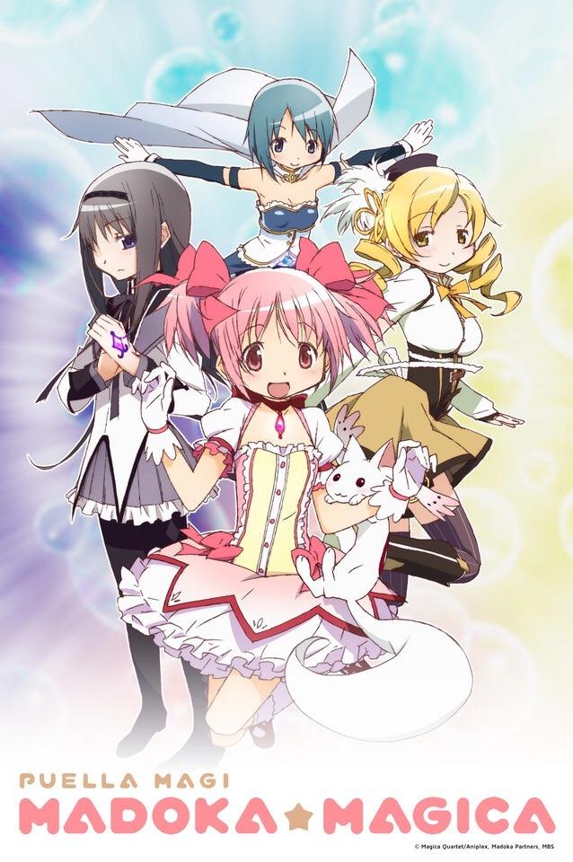 puella magi madoka magica anime tv tropes