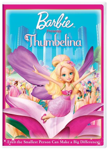 barbie presents thumbelina western animation tv tropes