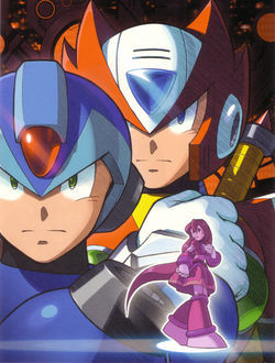 Mega Man Xtreme 2 (Video Game) - TV Tropes