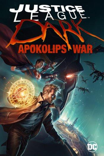 Justice League Dark Apokolips War Western Animation Tv Tropes