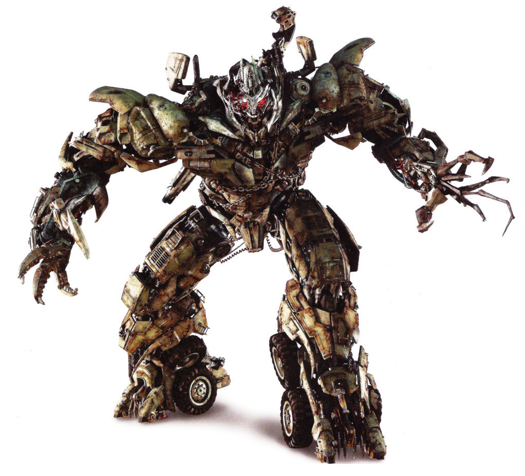Transformers Film Series Decepticons Characters Tv