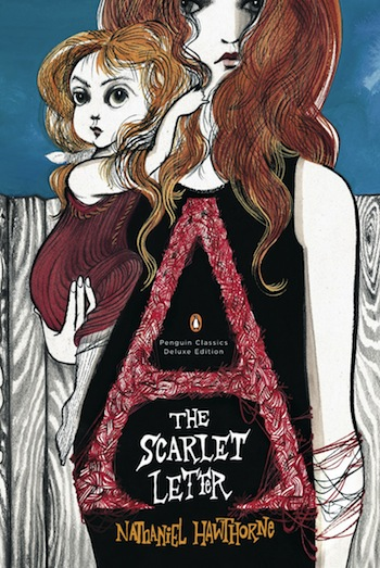 the scarlet letter (literature) - tv tropes