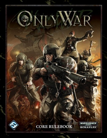 Only War (Tabletop Game) - TV Tropes