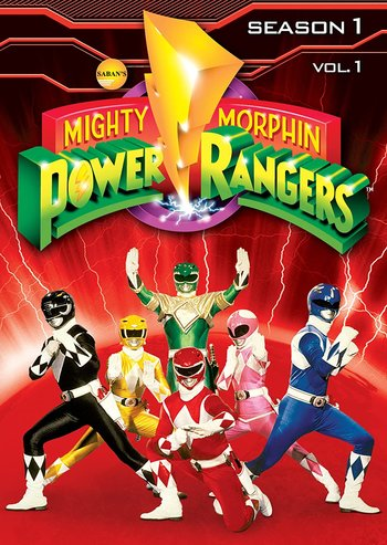Mighty Morphin Power Rangers Series Tv Tropes Did you scroll all this way to get facts about ranger dragon shield? mighty morphin power rangers series