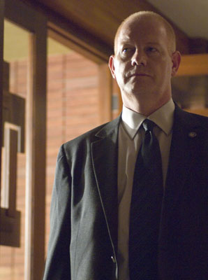 Glenn Morshower height