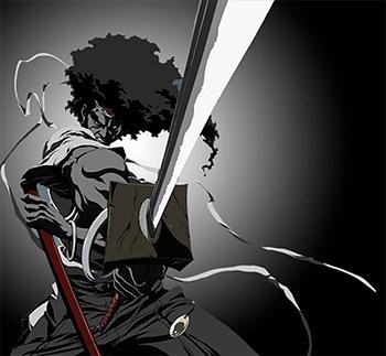 afro samurai anime tv tropes