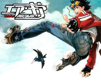 Air Gear Porn - Manga / Air Gear
