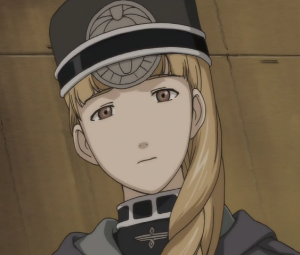 Last Exile Alister