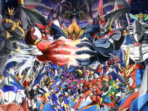 Super Robot Wars (Video Game) - TV Tropes