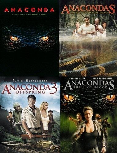 Anaconda Film Tv Tropes