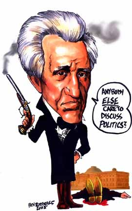 Andrew Jackson Useful Notes Tv Tropes