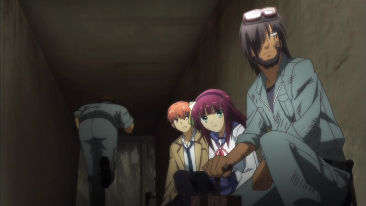 Angel Beats! / Characters - TV Tropes