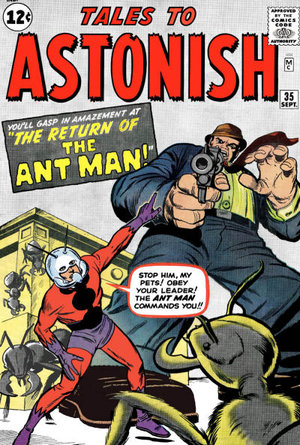antman comic book tv tropes