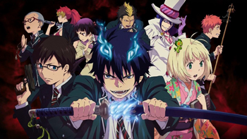 Blue Exorcist Manga TV Tropes