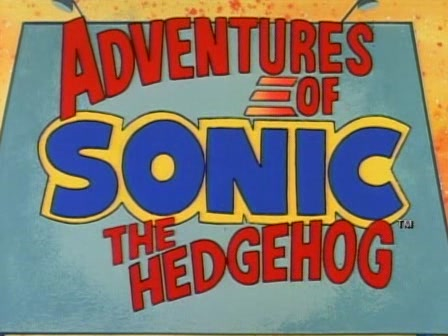 Adventures Of Sonic The Hedgehog Western Animation Tv Tropes