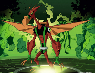ben 10 omnitrix aliens characters tv tropes