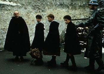 An analysis of symbolism in au revoir les enfants a film by louis malle