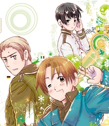 axis powers hetalia web comic tv tropes