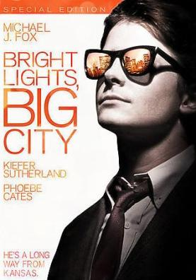 "an analysis of big lights big city a novel by jay mclnerey First published in 1985, i'd long written jay mcinerney's bright lights, big city off  as a ""drugs novel"" — but how wrong could i be yes, there's a."