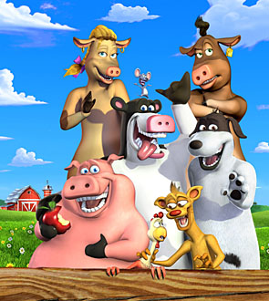 Back at the Barnyard (Western Animation) - TV Tropes