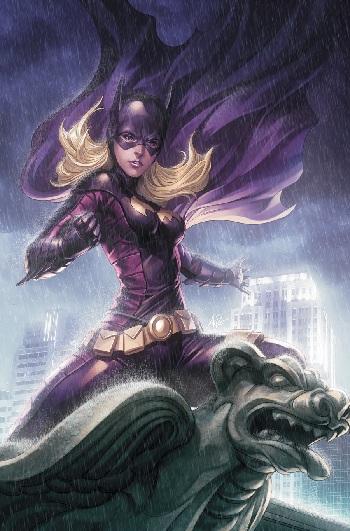 Comic Book Cover Tutorial Illustrator : Batgirl comic book tv tropes