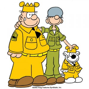 Beetle Bailey Cartoon