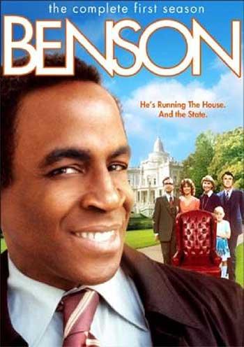 Benson Season 1 (Robert Guillaume 1979-1986) TV comedy