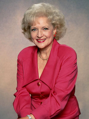 Betty White Creator Betty White
