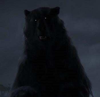 brave movie demon bear - photo #8