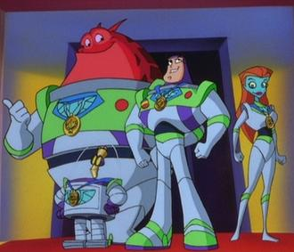 Buzz Lightyear Of Star Command Western Animation Tv Tropes