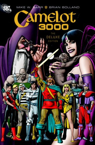 Camelot 3000 Comic Book Tv Tropes